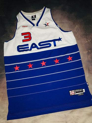 Reebok NBA All Star Game Allen Iverson Jersey