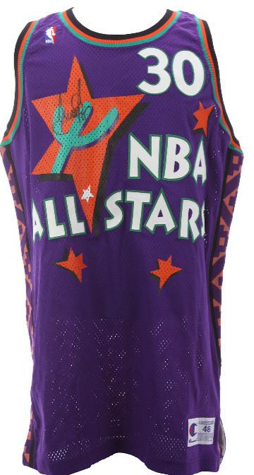 1995 NBA All Stars Jerseys
