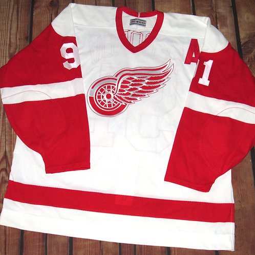 CCM Detroit Red Wings Sergei Fedorov Home Jersey
