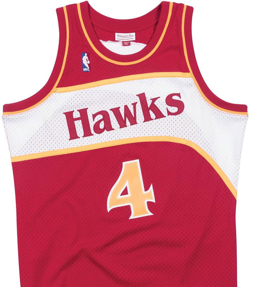 Hawks throwback jerseys