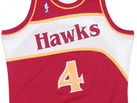 Hawks Retro Jerseys....