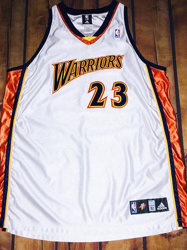 Adidas Golden State Warriors Jason Richardson Home Jersey