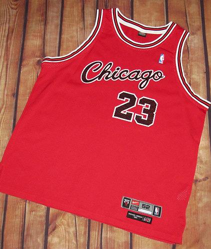 Nike Bulls Michael Jordan Flight 8403 Road Jersey