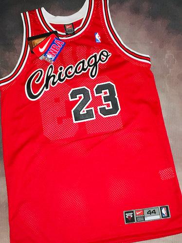 Bulls Nike Michael Jordan Rookie Road Jersey