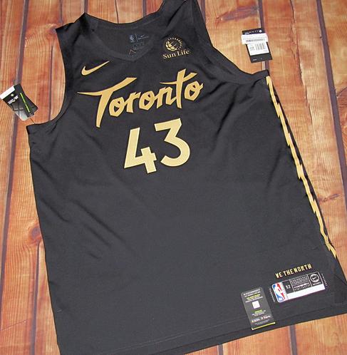 Nike Toronto Raptors Pascal Siakam City Jersey