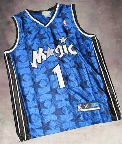 Reebok Orlando Magic Tracy McGrady Road Jersey