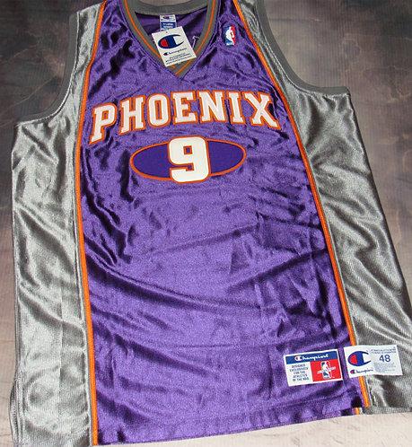 Champion Phoenix Suns Dan Majerle Road Jersey