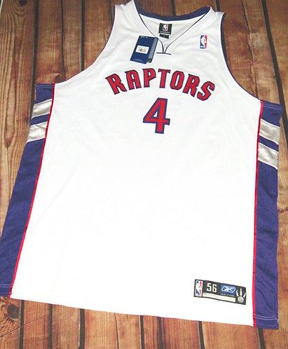 Reebok Toronto Raptors Chris Bosh Home Jersey