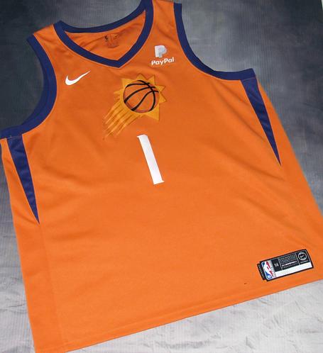 Nike Phoenix Suns Devin Booker Jersey