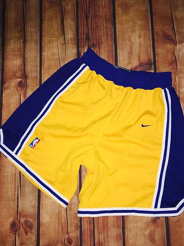Nike LA Lakers Home Game Shorts