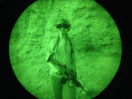 Why do I need night vision?