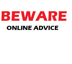 Anonymous online advice