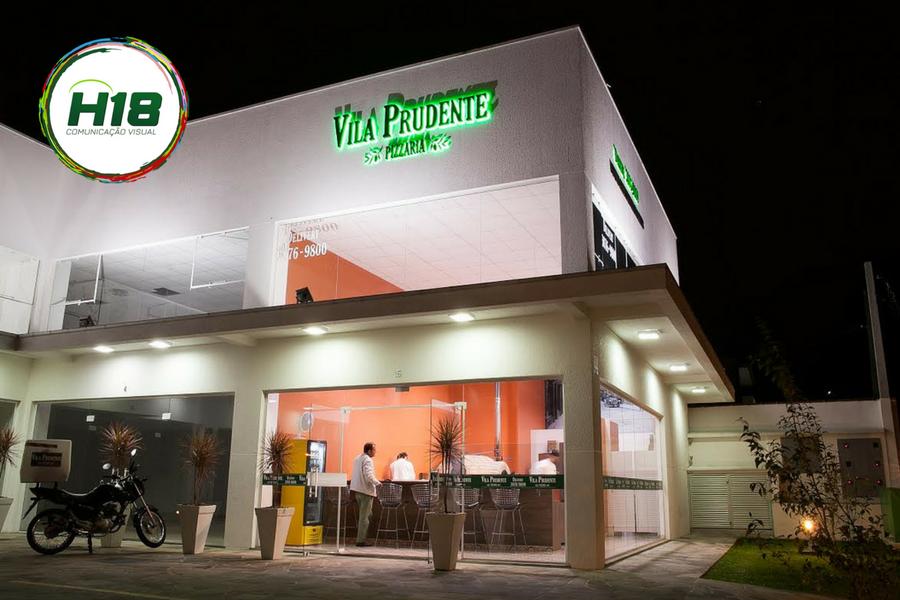 Fachada Vila Prudente