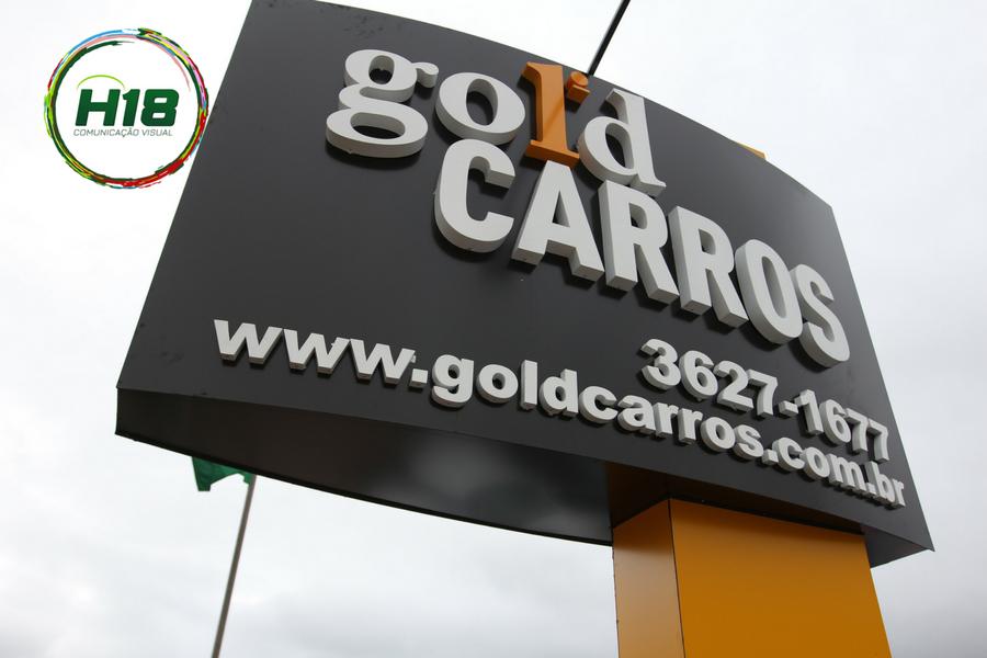 Totem Gold Carros