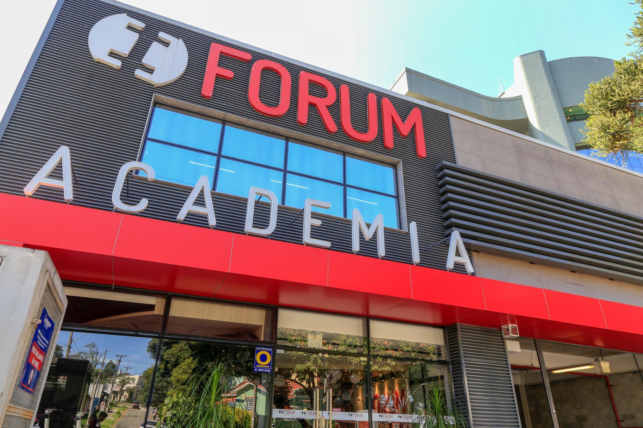 Melhor academia do Cabral e região!