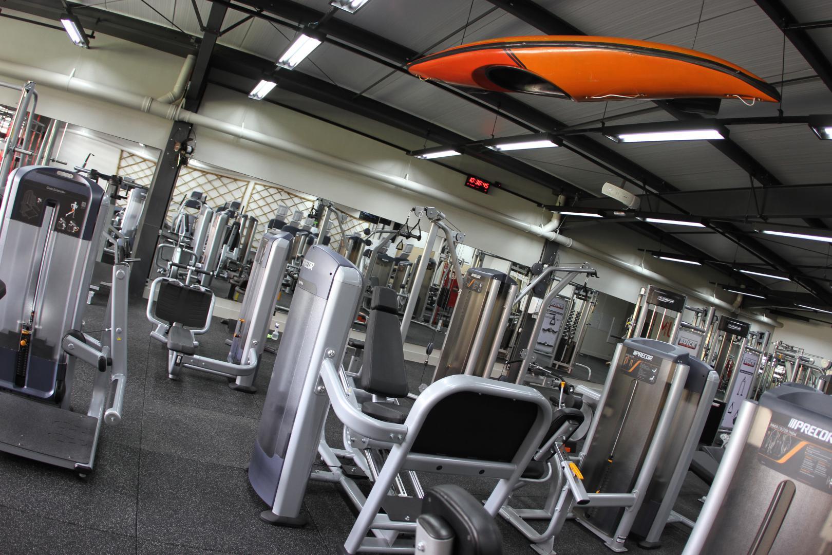 Área da Musculação