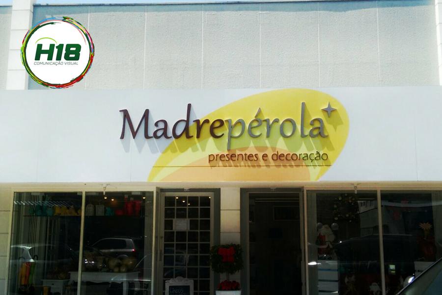 Fachada Madrepérola