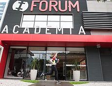 Forum Academia - Corrida