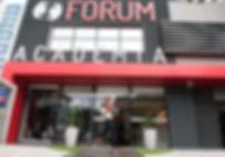 forum academia running rua