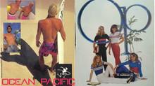Na onda dos anos 80, Ocean Pacific volta ao Brasil