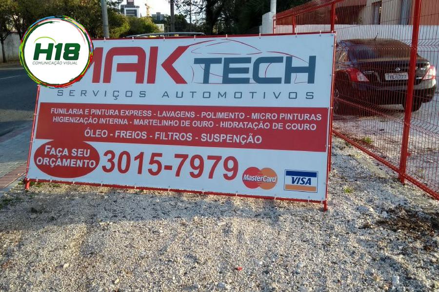Painel Mak Tech