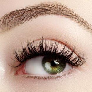 Classic Lashes Extensions- $150