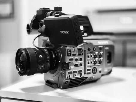 Sony FX9 is here!