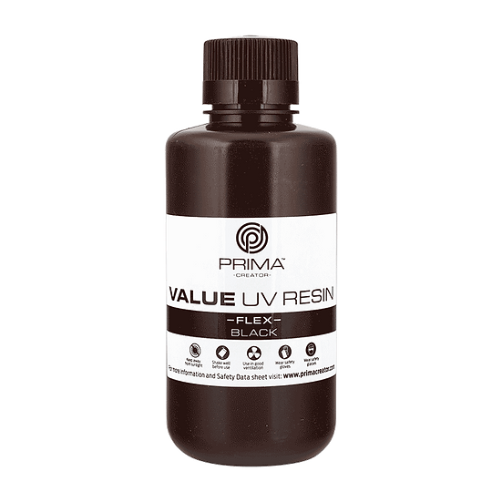 PrimaCreator Value Flex UV Resin - 1000 ml