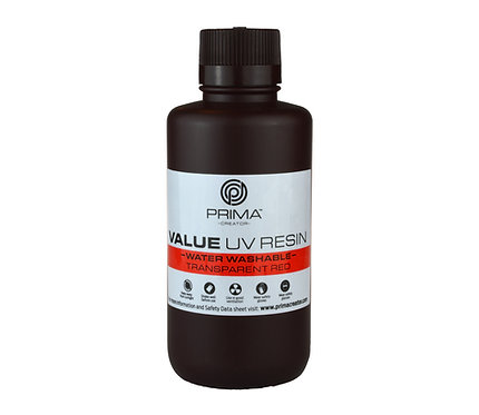 PrimaCreator Value Water Washable UV Resin - 1000ml