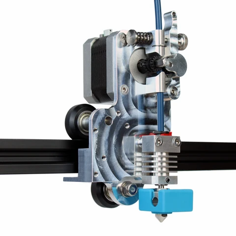Micro Swiss Direct Drive Extruder for Creality CR-10 / Ender 3 Printers