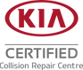 Koch Autobody KIA Certified Collision Repir Center