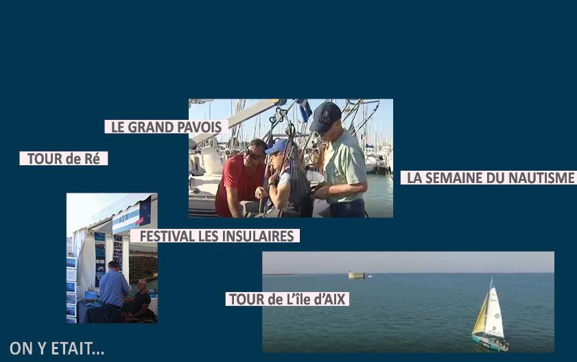 Assocaition CAP HANDI - La Rochelle - voile et handicap
