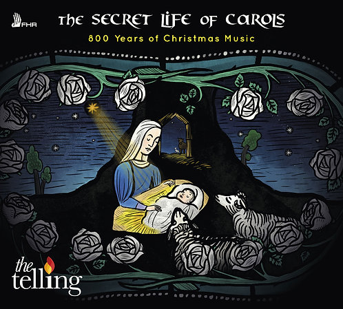 The Secret Life of Carols [CD]