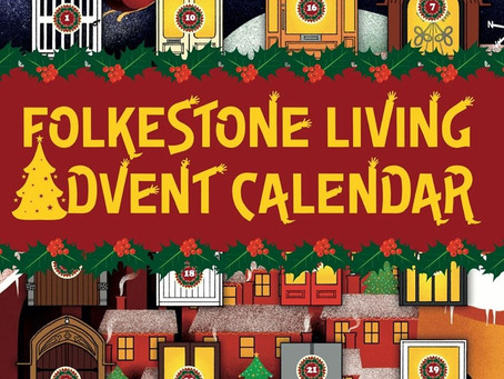 Secret Pop-Up: Folkestone Living Advent Calendar