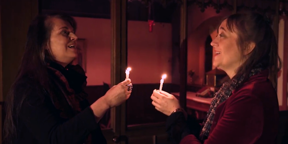 Secret Life of Carols Programme II: candlelit carol concert