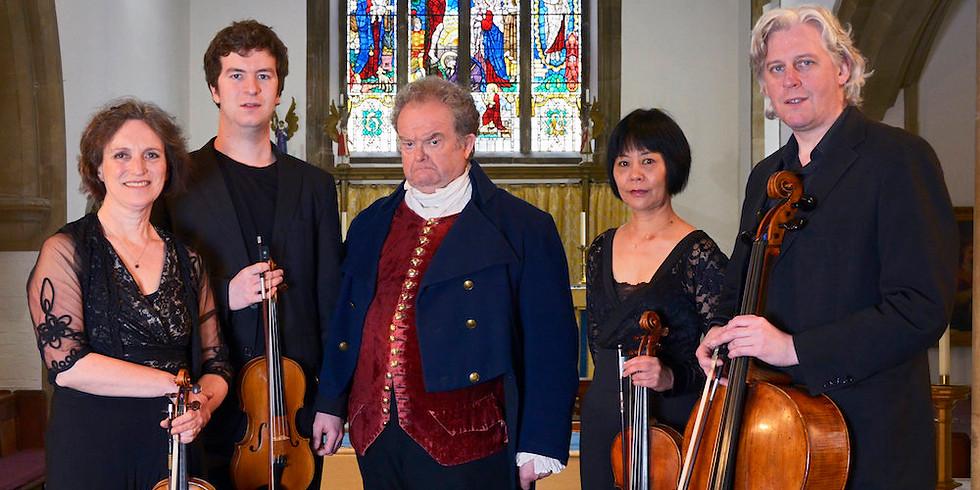The Dante Quartet: Beethoven Quartet Journey