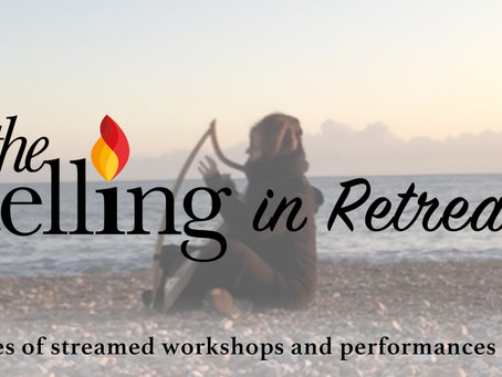 The Telling in Retreat begins today!