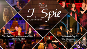 I, Spie: as heard on local BBC radio