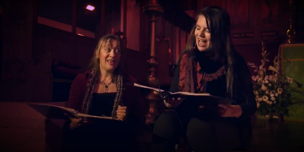 The Telling: LIVE Medieval Song Concert