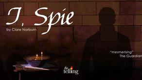 I, Spie: Actors announced