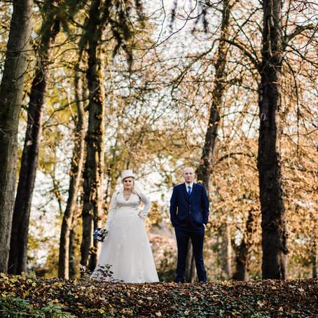Mariage d'automne à Fontenay sous Bois