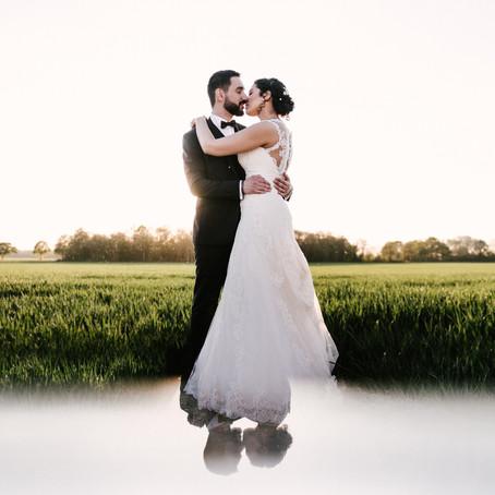Mariage de printemps en Seine et Marne