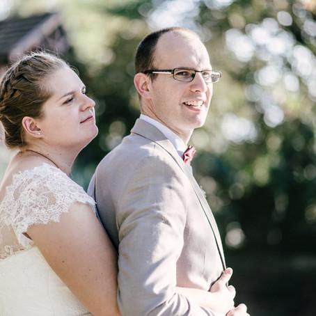 Mariage d'automne en Val de Marne