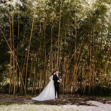 Mariage d'été à la Ferme de Fouville