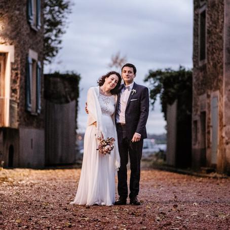 Mariage à la Ferme d'Armenon