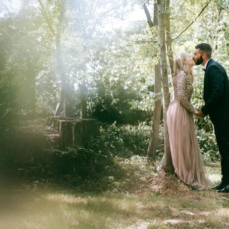 Mariage religieux et intimiste à Boisy Saint Léger