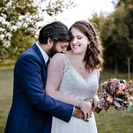 Mariage mixte en Val D'Oise