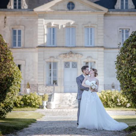 Mariage au Château de Champgueffier