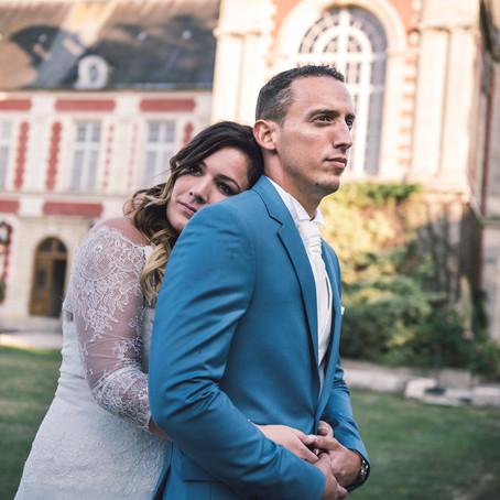 Mariage au Château de Lesigny