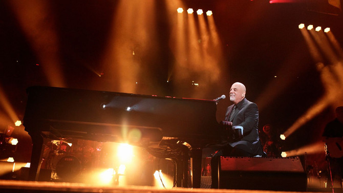 Very fascinating conversation with Billy Joel, a Steinway artist